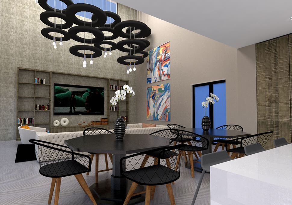 Pet Friendly Apartments in Koreatown | The Pearl Amenities