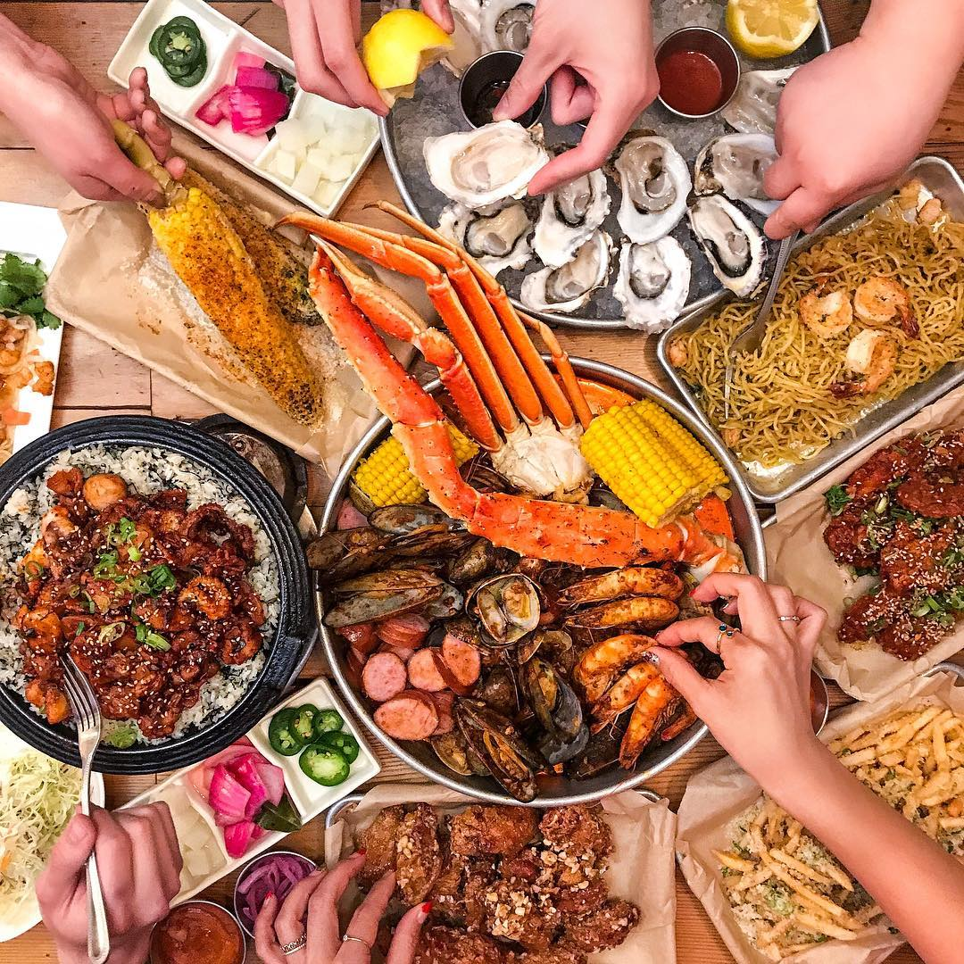 Discover Koreatown's Best Seafood Restaurants - The Pearl