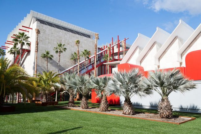 LACMA exhibitions near The Pearl apartments in Koreatown